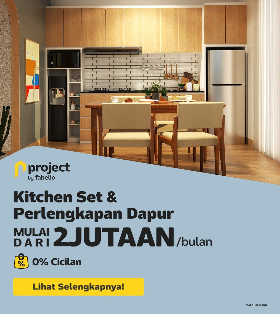 Promo Kitchen Set